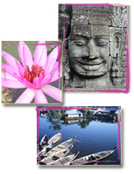 tour package ŕ Siem Reap